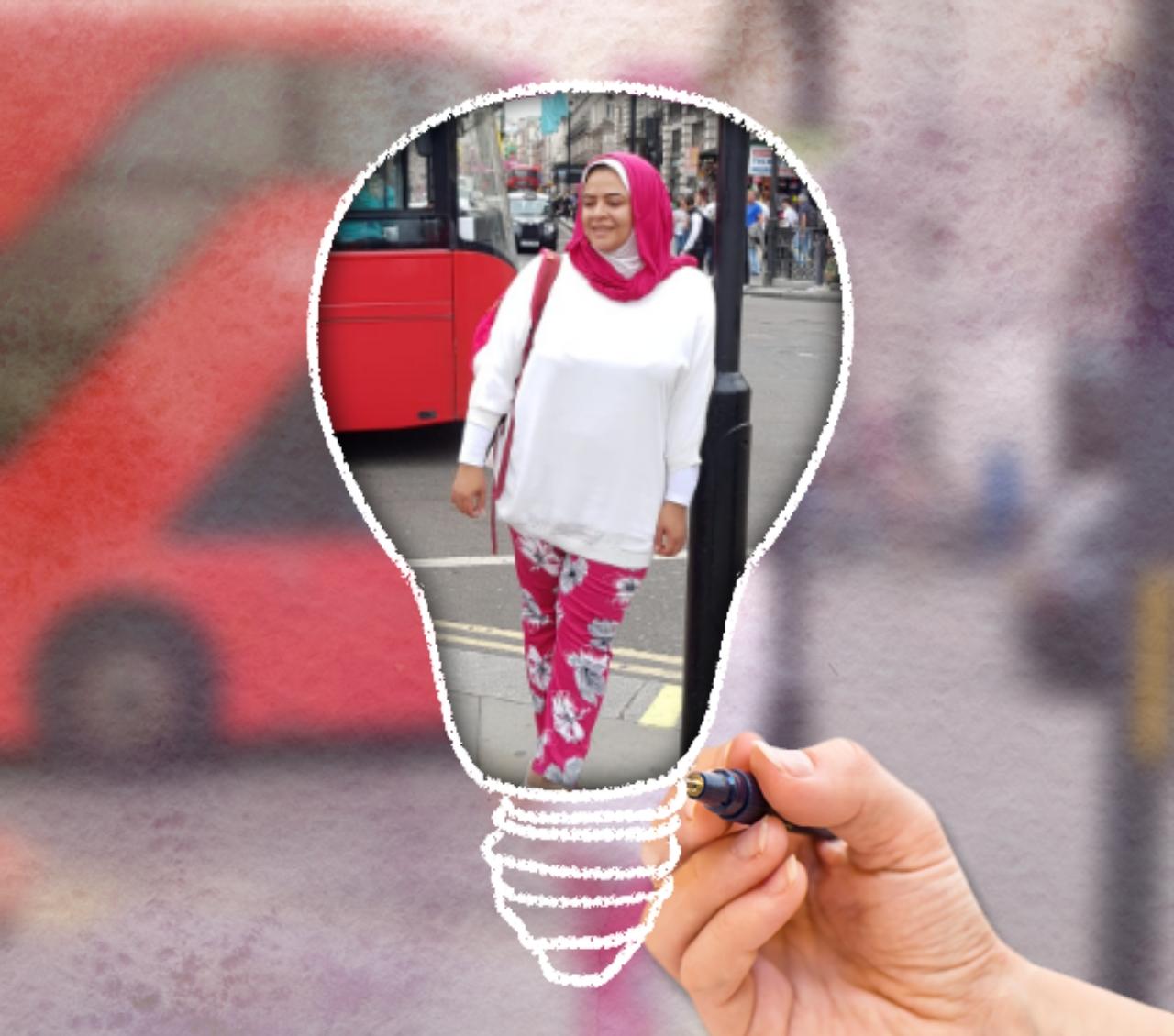 Nouran-Serag-Ahmed-eigen-bedrijf
