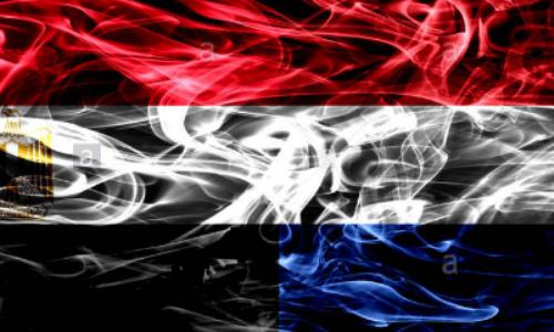 egypte-nederland-vlag